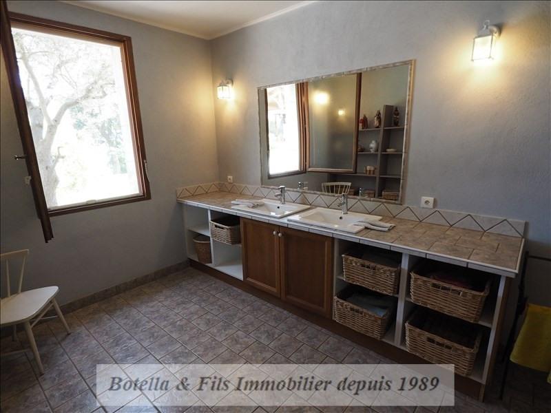 Verkoop van prestige  huis Uzes 929000€ - Foto 16