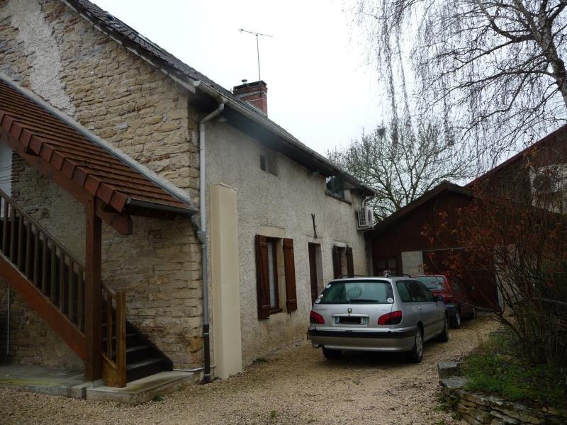 Sale building Auxonne 200000€ - Picture 2