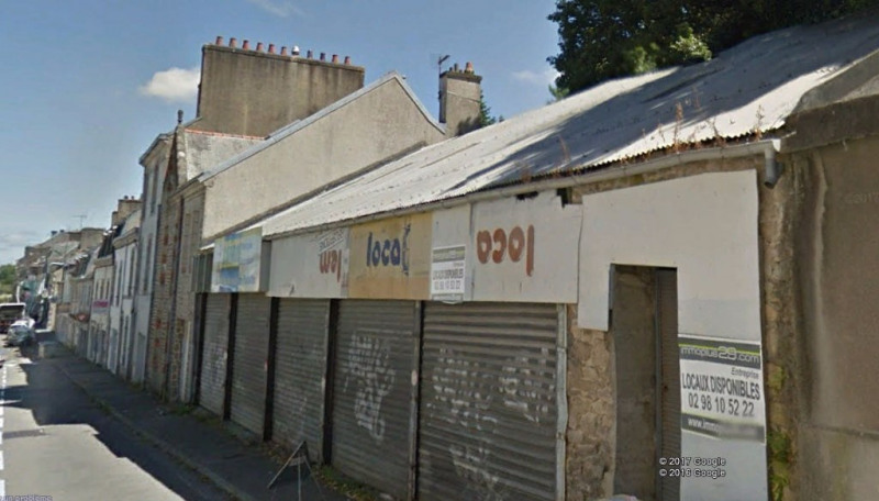 Vente local commercial Quimper 130080€ - Photo 3