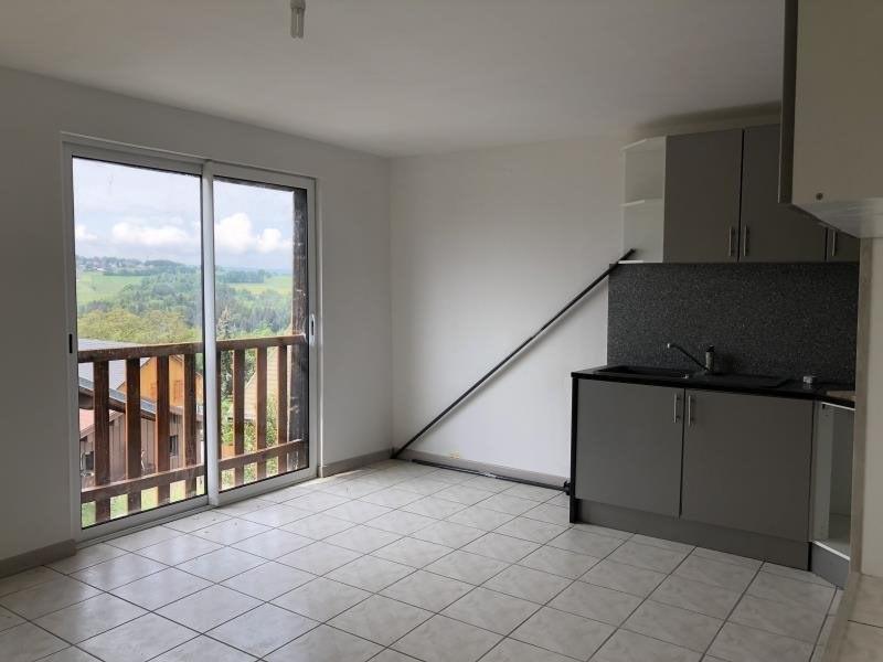 Sale apartment Viuz-en-sallaz 168000€ - Picture 2