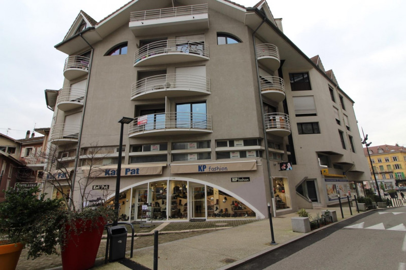 Verkoop  appartement Voiron 83000€ - Foto 1