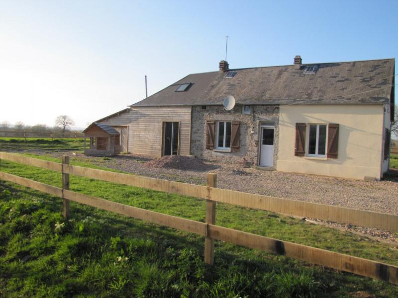 Venta  casa Villers bocage 156500€ - Fotografía 1