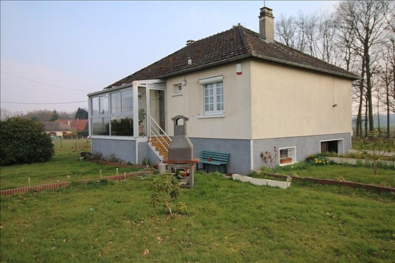 Vente maison / villa La ferriere sur risle 117000€ - Photo 1
