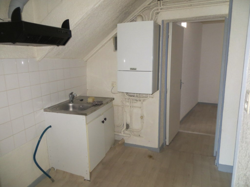 Rental apartment Pont du chateau 420€ CC - Picture 1