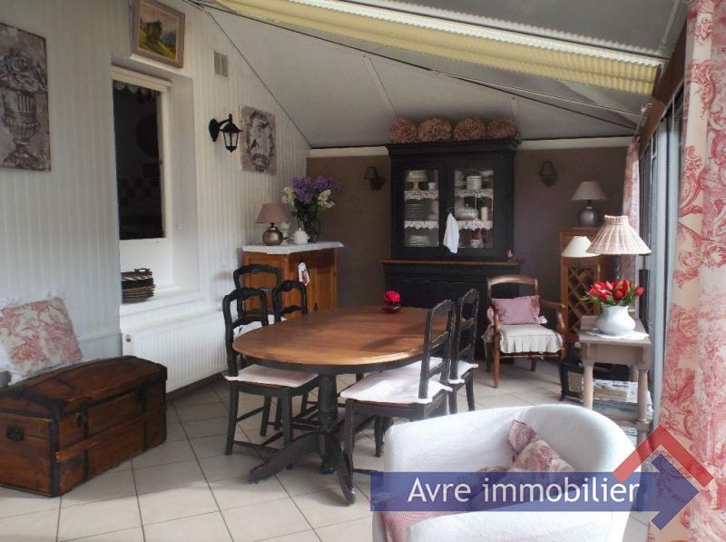 Vente maison / villa Verneuil d'avre et d'iton 268000€ - Photo 1