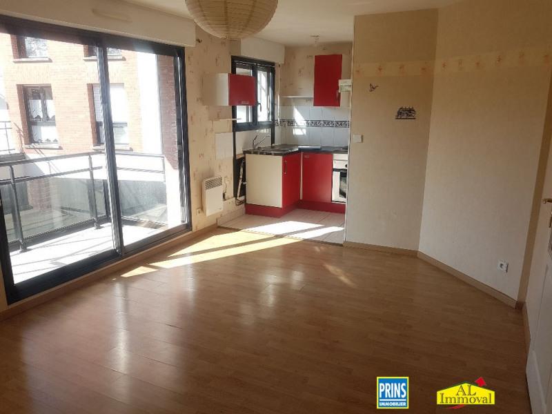 Vente appartement Aire sur la lys 103900€ - Photo 2