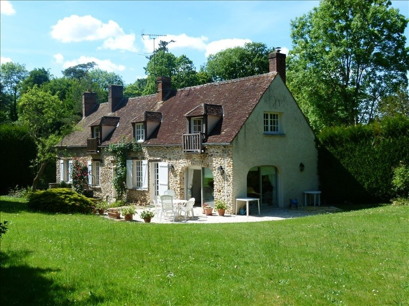 Vente maison / villa Les mesnuls 560000€ - Photo 2