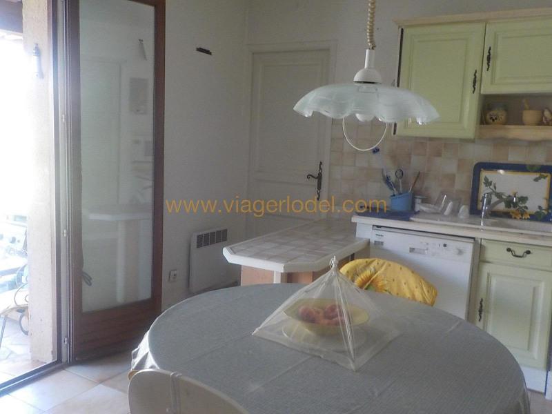 Lijfrente  huis Antibes 290000€ - Foto 9
