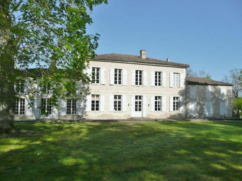 Verkoop van prestige  huis Lectoure 840000€ - Foto 1