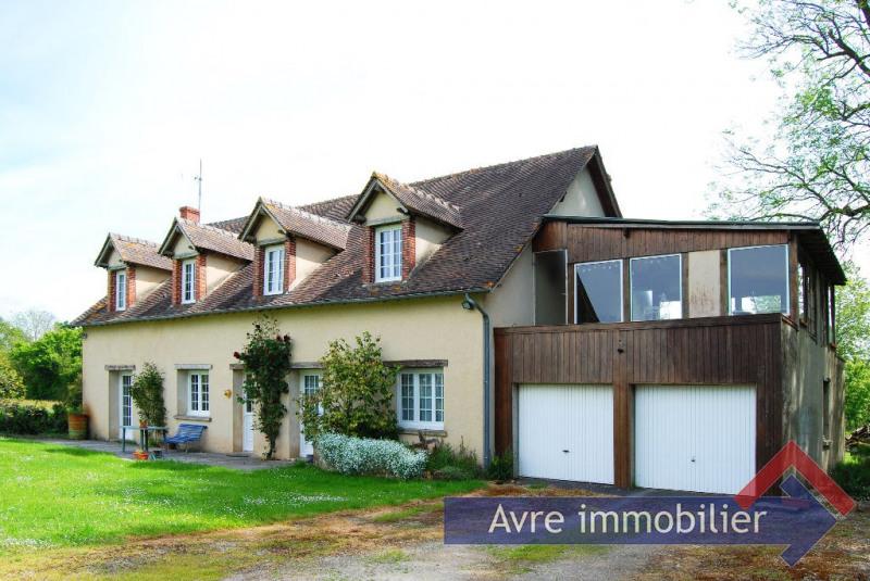 Sale house / villa Verneuil d'avre et d'iton 188000€ - Picture 1