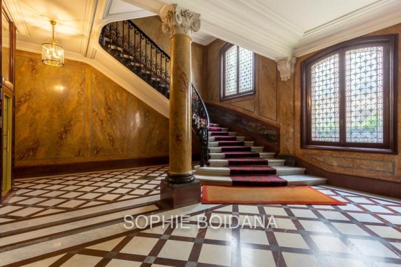 Vente de prestige appartement Paris 8ème 2575000€ - Photo 2