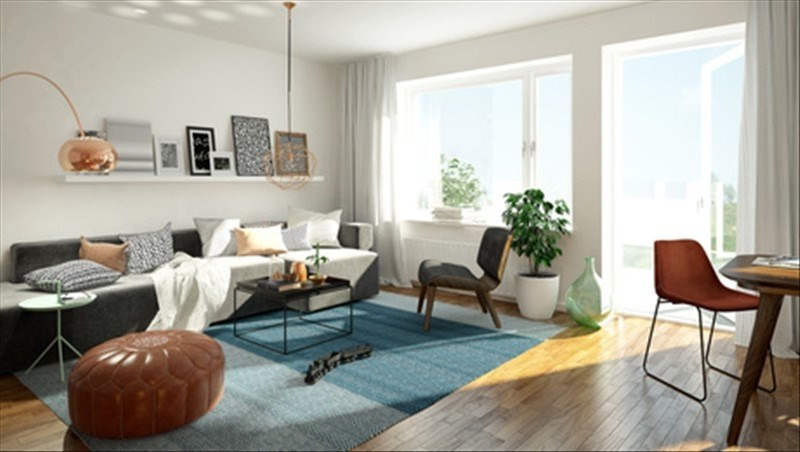 Vendita appartamento Saint martin bellevue 334000€ - Fotografia 1