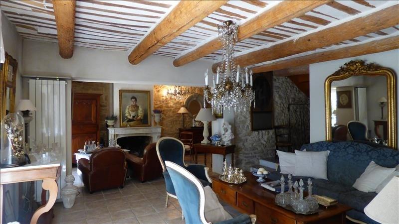 Deluxe sale house / villa Sarrians 695000€ - Picture 4