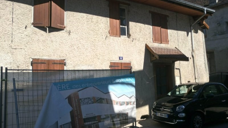 Vente maison / villa La tour du pin 90 000€ - Photo 1