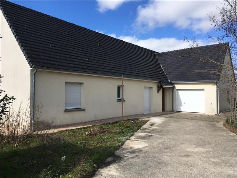 Location maison / villa Villerable 650€ CC - Photo 1