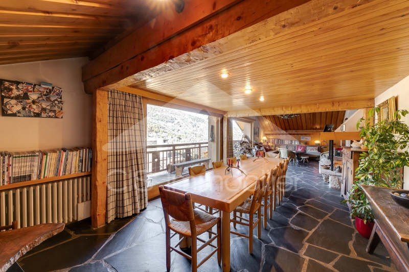 Deluxe sale apartment Meribel 2 500 000€ - Picture 3