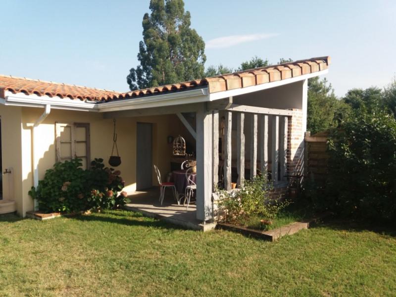 Sale house / villa Pontenx les forges 304500€ - Picture 1