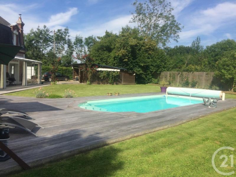 Revenda residencial de prestígio casa Trouville sur mer 567000€ - Fotografia 20