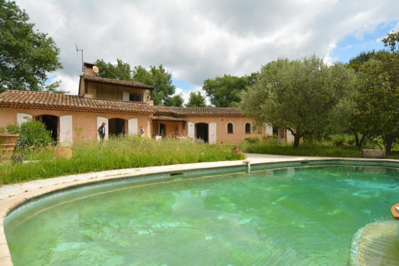 Verkoop van prestige  huis Châteauneuf-grasse 990000€ - Foto 3