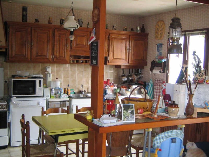 Vente maison / villa Exireuil 140 000€ - Photo 4