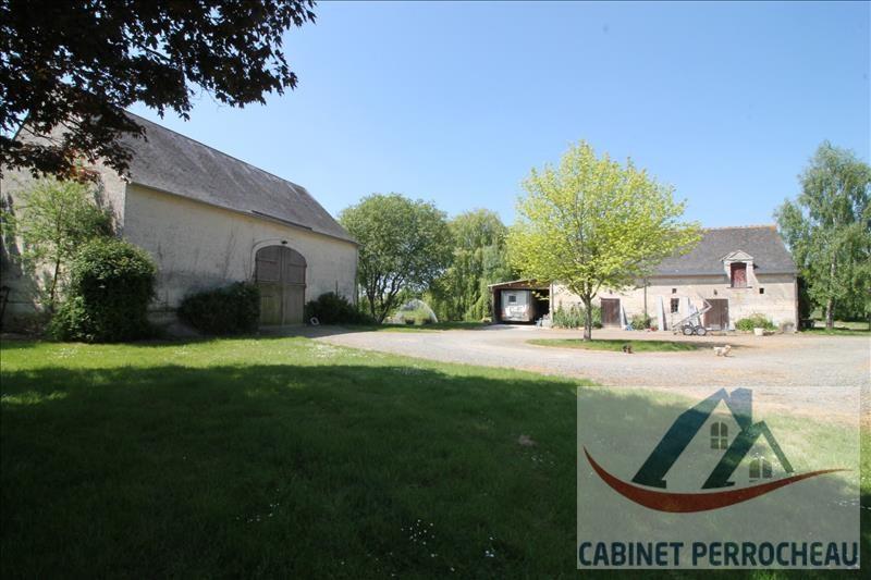 Sale house / villa La chartre sur le loir 270300€ - Picture 5