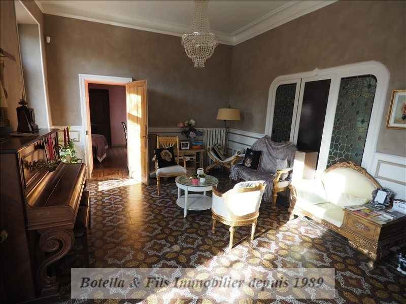 Deluxe sale chateau Goudargues 895 000€ - Picture 3