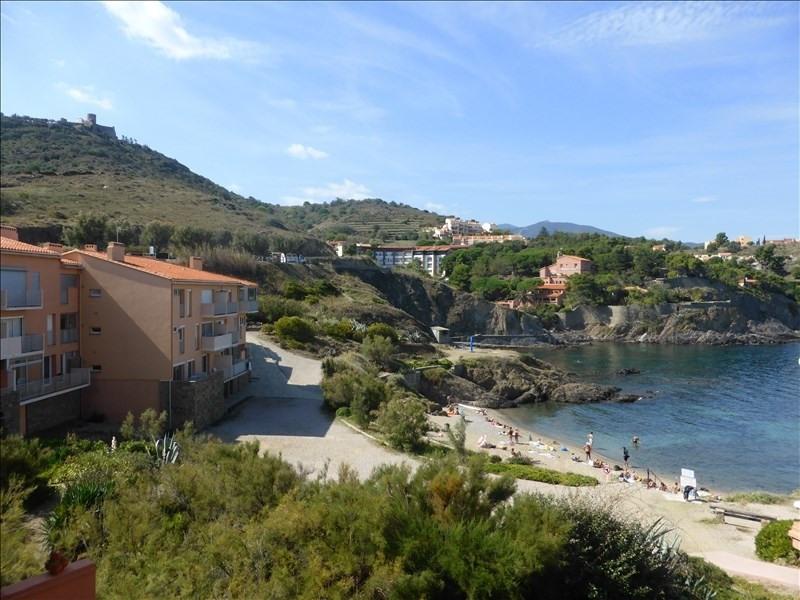 Sale apartment Collioure 165000€ - Picture 1