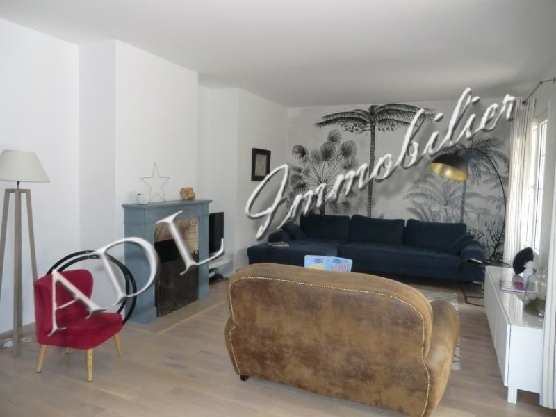 Sale house / villa Coye la foret 469000€ - Picture 2
