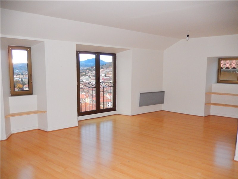 Rental apartment Le puy en velay 476,79€ CC - Picture 2