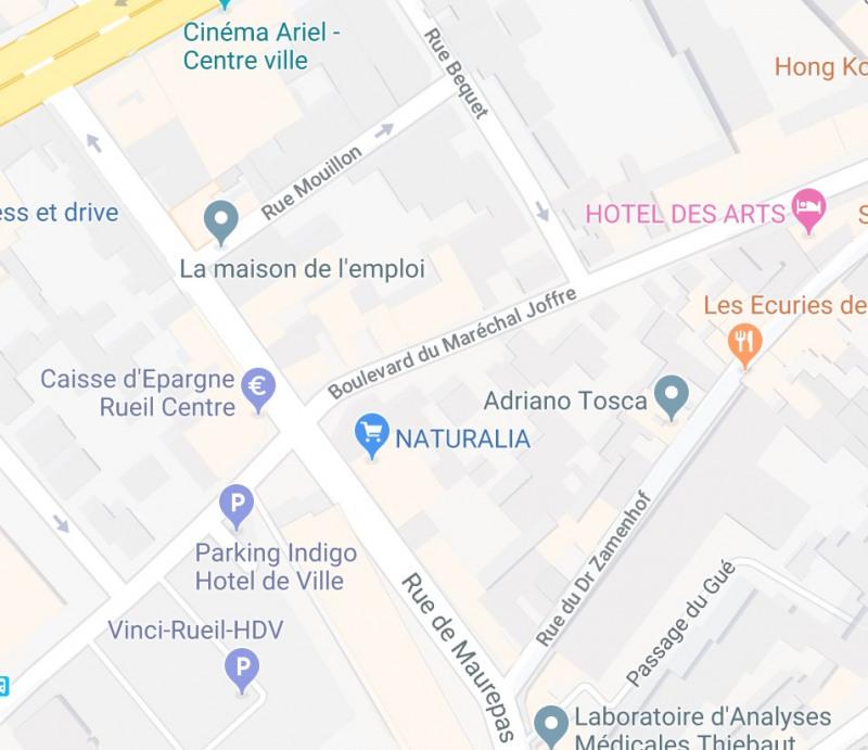 Rental shop Rueil-malmaison 2500€ HT/HC - Picture 1