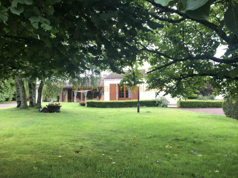 Lijfrente  huis St denis la chevasse 133600€ - Foto 4