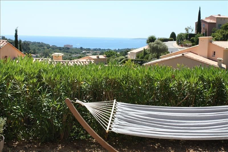 Sale apartment Les issambres 295 000€ - Picture 1