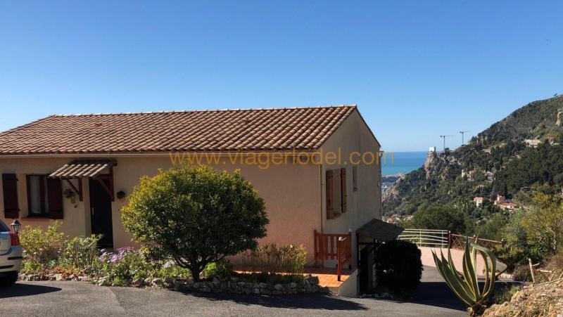 Vendita nell' vitalizio di vita casa Roquebrune-cap-martin 680000€ - Fotografia 2