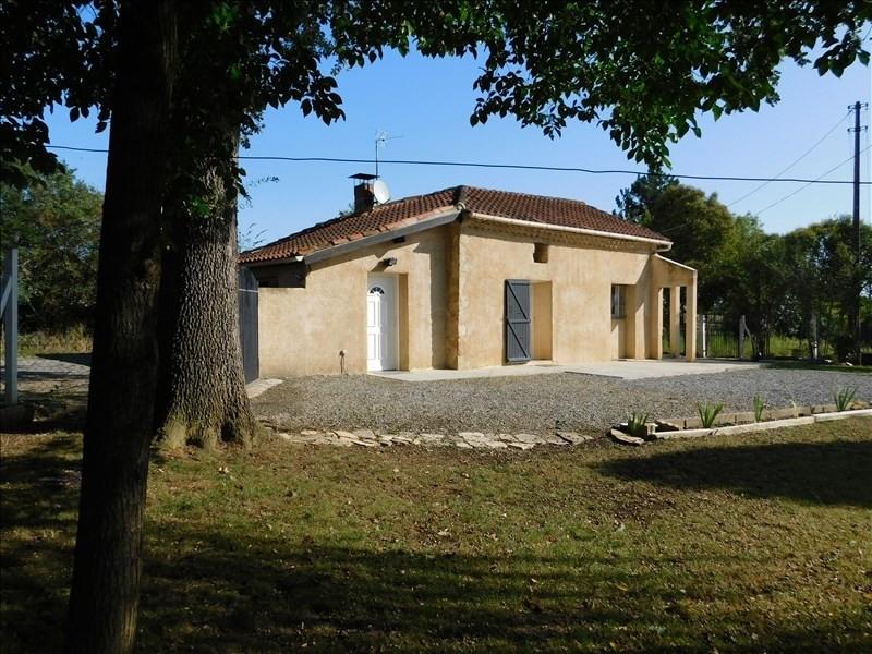 Rental house / villa Mirande 608€ CC - Picture 1