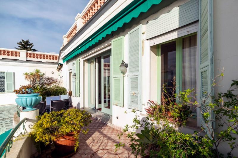 Revenda residencial de prestígio apartamento Nice 1260000€ - Fotografia 1