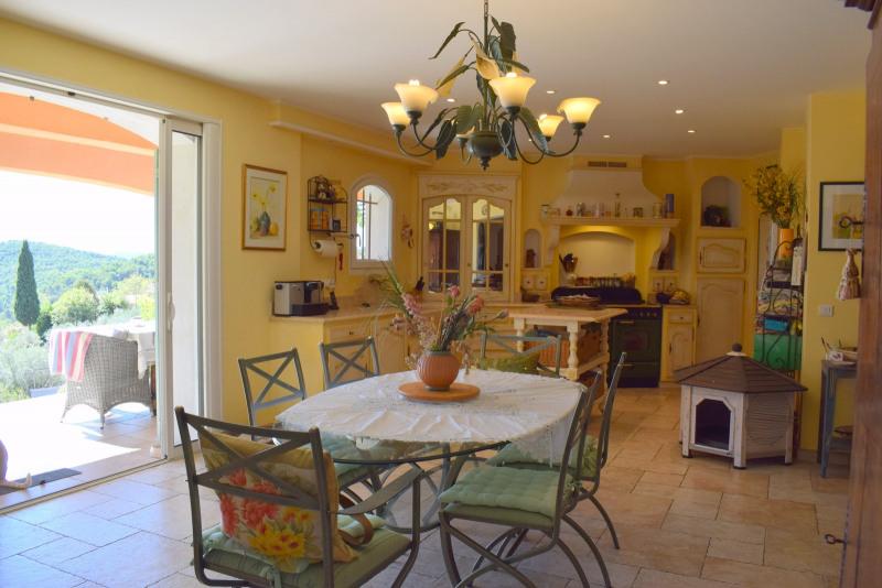 Revenda residencial de prestígio casa Seillans 750000€ - Fotografia 16