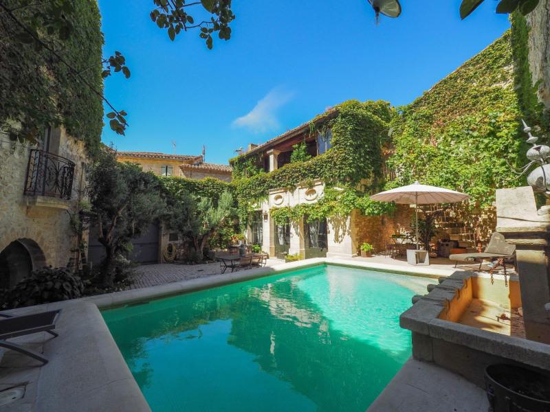 Immobile residenziali di prestigio casa Uzes 1260000€ - Fotografia 2