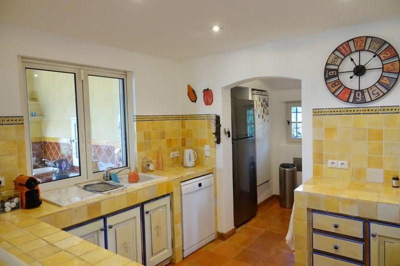 Immobile residenziali di prestigio casa Pierrefeu du var 832000€ - Fotografia 6