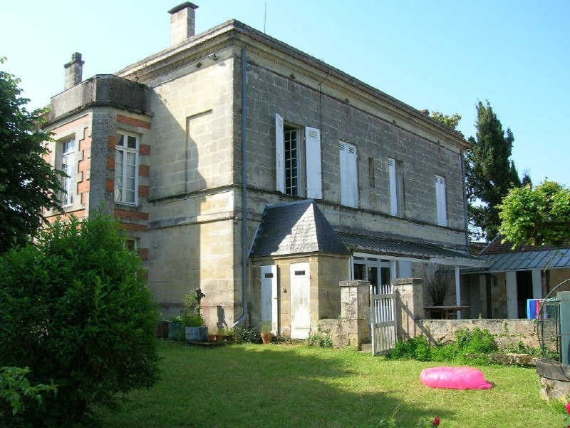 Sale house / villa Bordeaux 525 000€ - Picture 1