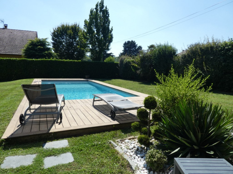 Vente de prestige maison / villa Bourgoin jallieu 435000€ - Photo 9