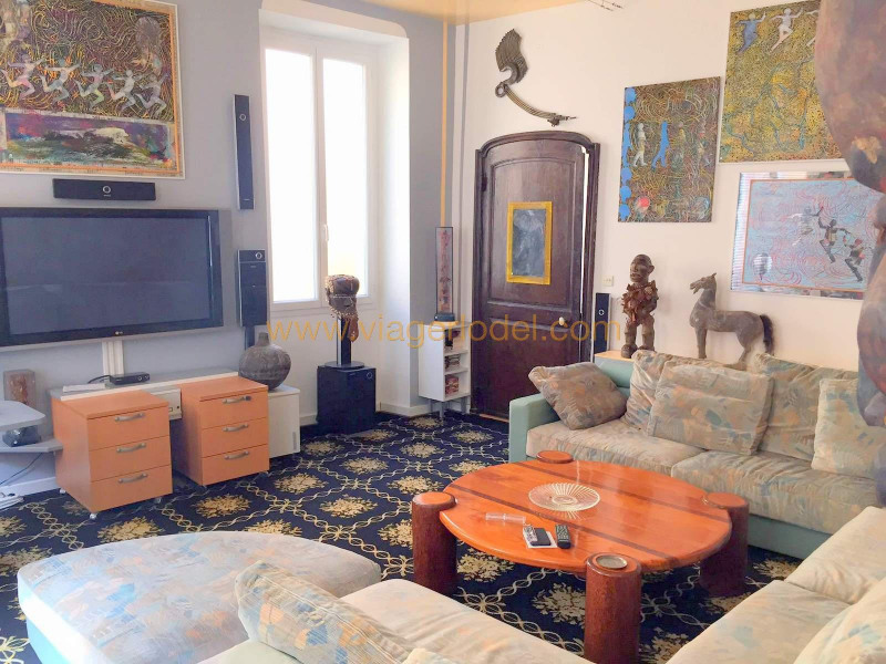 Life annuity apartment Nice 77 500€ - Picture 1