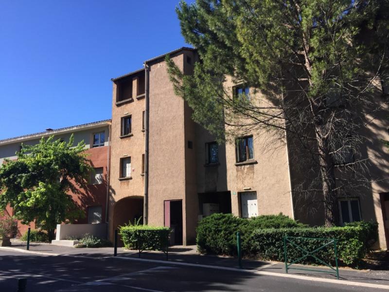 Rental apartment Le tholonet 430€ CC - Picture 1