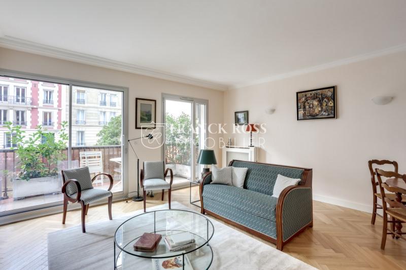 Alquiler  apartamento Paris 7ème 3600€ CC - Fotografía 2