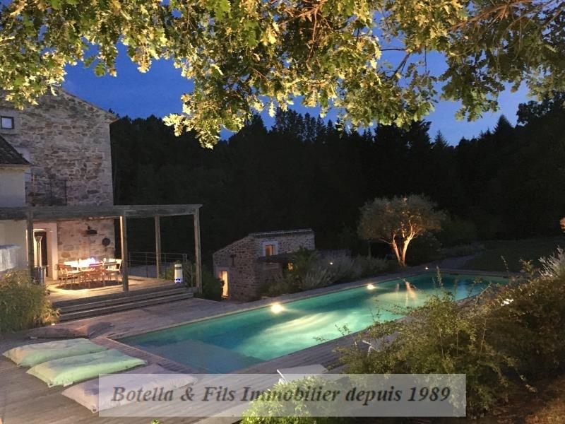 Immobile residenziali di prestigio casa Barjac 795000€ - Fotografia 19