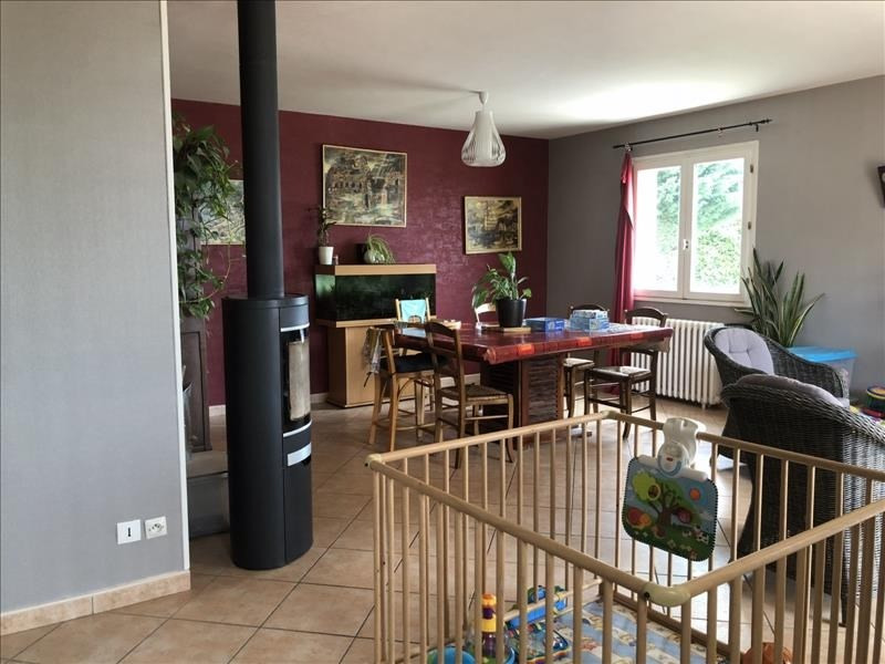 Location maison / villa Reventin vaugris 1150€ CC - Photo 5