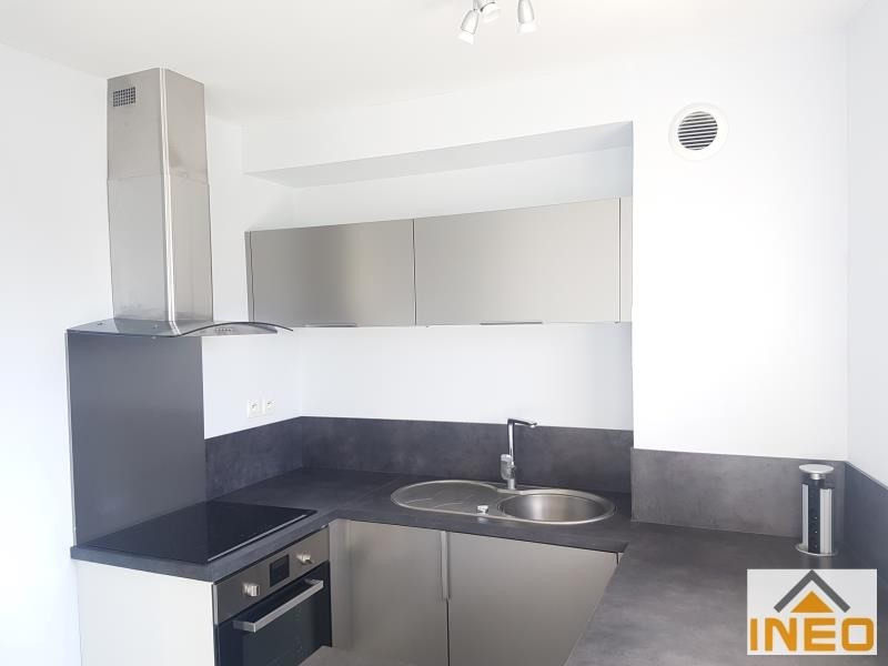 Vente appartement La meziere 117 700€ - Photo 1