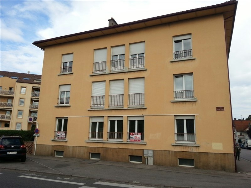 Sale apartment Saint-die 81 640€ - Picture 6