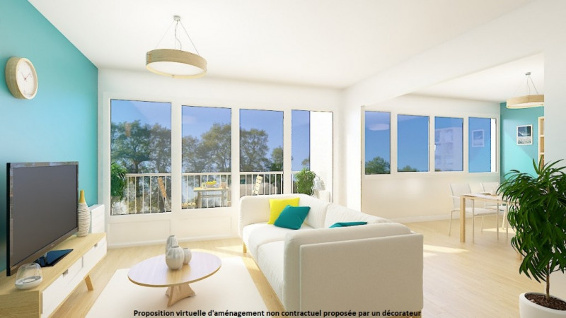 Vente appartement Nimes 87 000€ - Photo 1