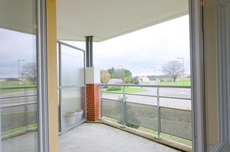 Rental apartment Mondonville 480€ CC - Picture 1