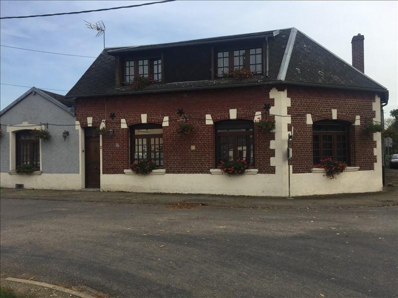 Vente maison / villa Bertincourt 168400€ - Photo 1